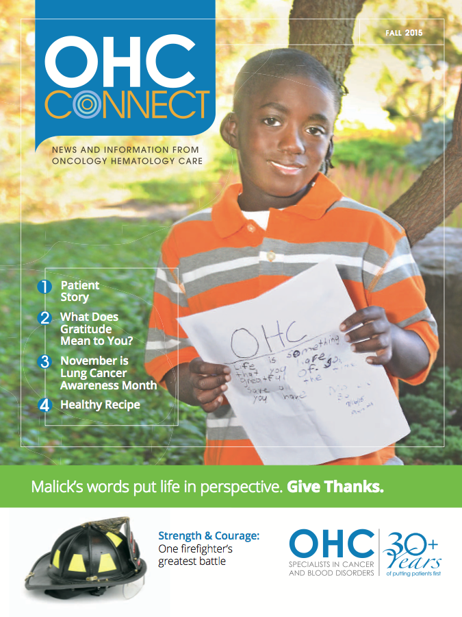 OHC Connect Magazine - Fall 2015