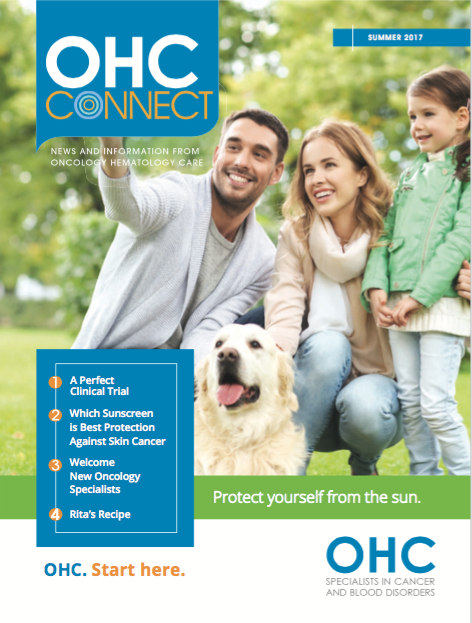 OHC Connect Magazine - Summer 2017