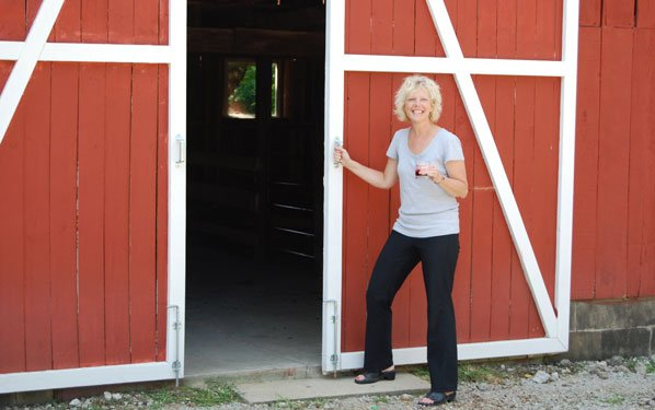 OHC Breast Cancer Patient Credits Hobby Farm, Gardening, Outdoor Lifestyle as Healing Medicine
