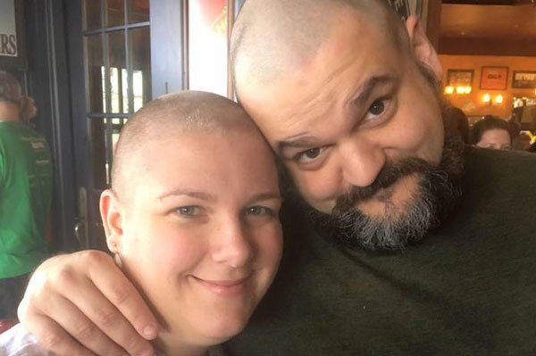 """OHC """"Family"""" Shaves For Childhood Cancer"""