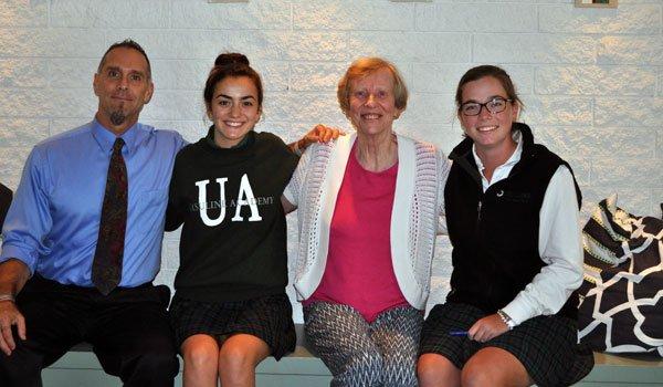Ursuline Academy's Sr. Mary Ann Jansen Survives Leukemia with Faith in God and OHC