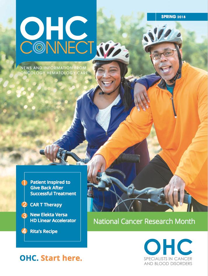 OHC Connect Magazine - Spring 2018