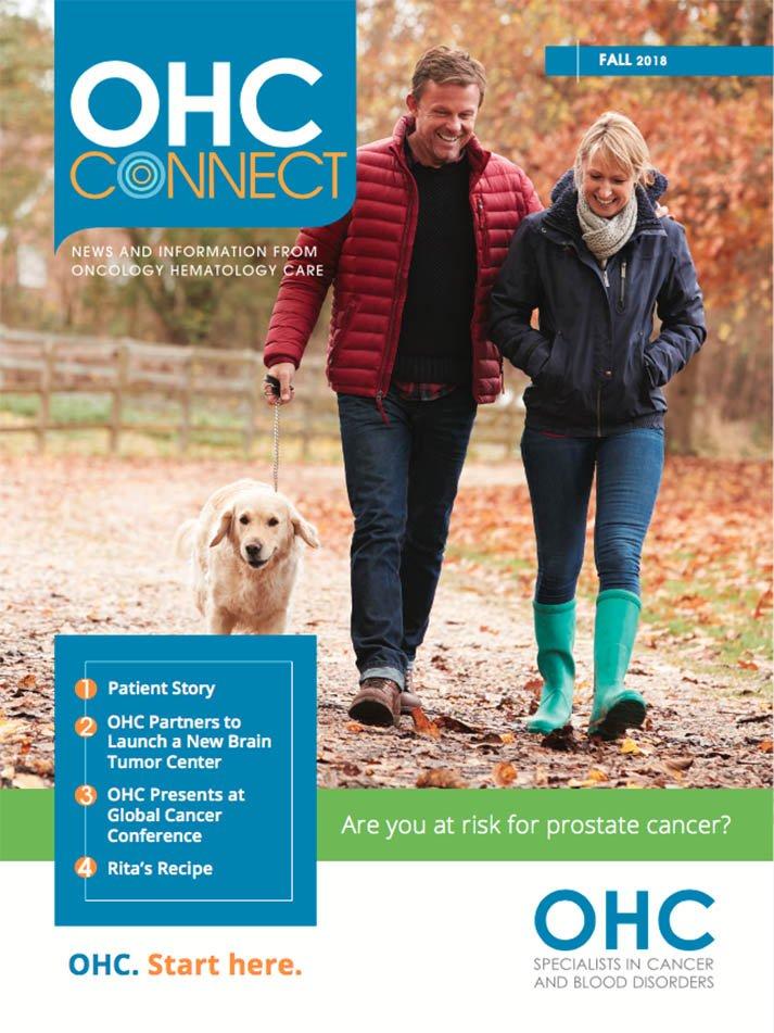 OHC Connect Magazine - Fall 2018