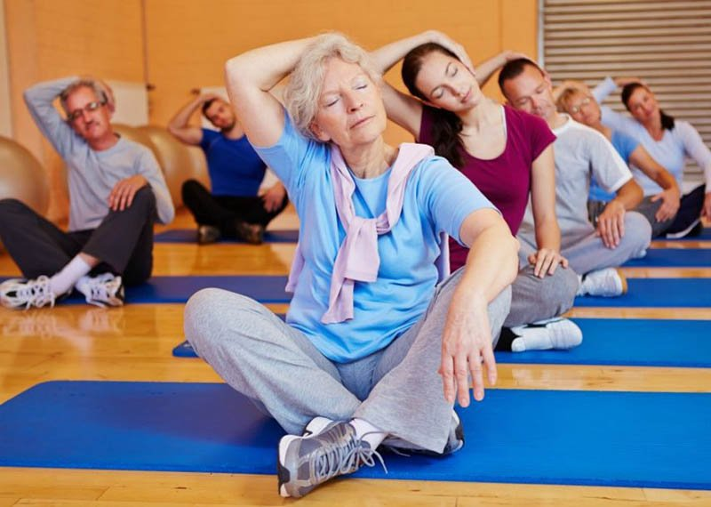 The Gentle Movements of Yoga may be Perfect for Cancer Patients and Survivors.