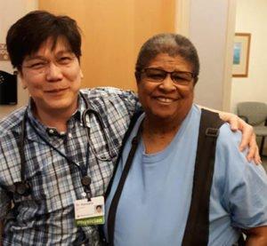 National Doctors Day Dr. Kencana