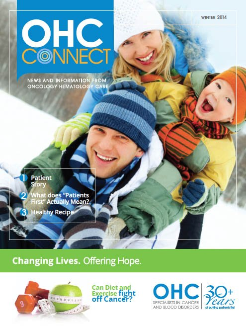 OHC Connect Magazine - Winter 2014