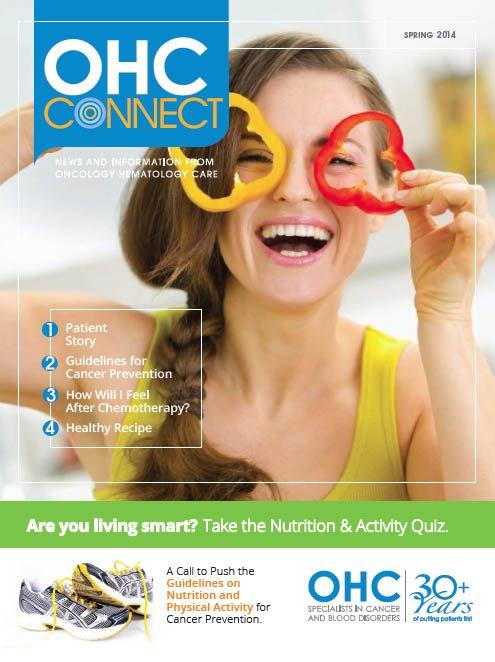 OHC Connect Magazine - Spring 2014