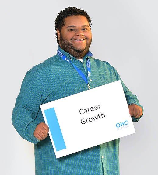 career growth ohc