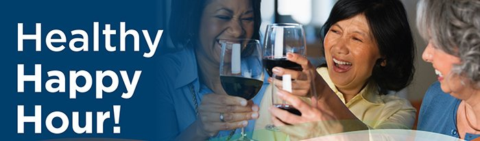 Healthy Happy Hour featuring OHC's Ajit Gubbi, DO, Gynecologic Oncologist