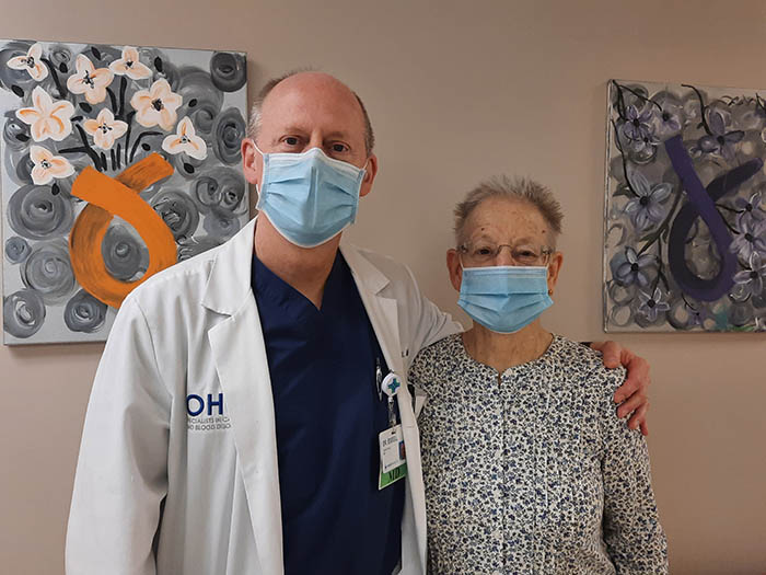 Lymphoma Patient Finds Renewed Hope in Ground-Breaking CAR-T Treatment