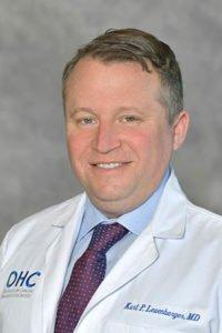 Kurt P Leuenberger MD
