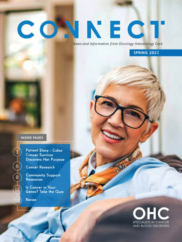 OHC Connect Magazine - Spring 2021