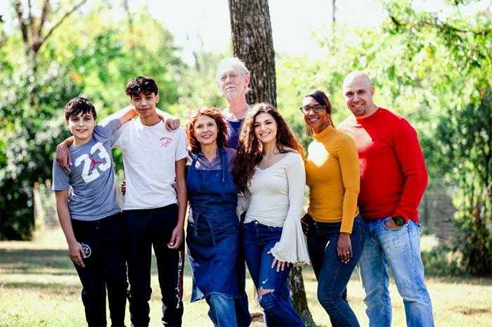 Marilee Klosterman family