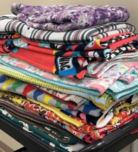 blankets OHC patients