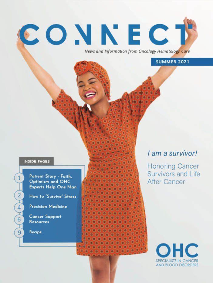 OHC Connect Magazine - Summer 2021