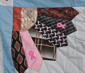 quilt square close up