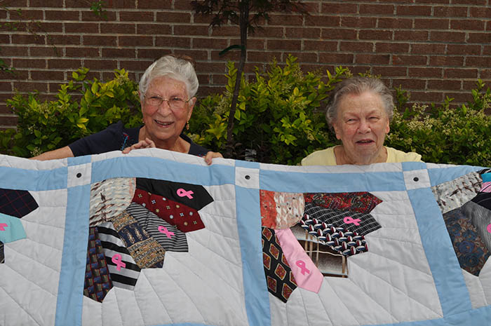 Florida Quilting Group Uses Talents to Benefit OHC Patients