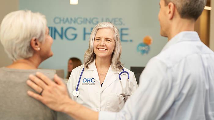 OHC Cancer Specialist Closes the Palliative Care Knowledge Gap